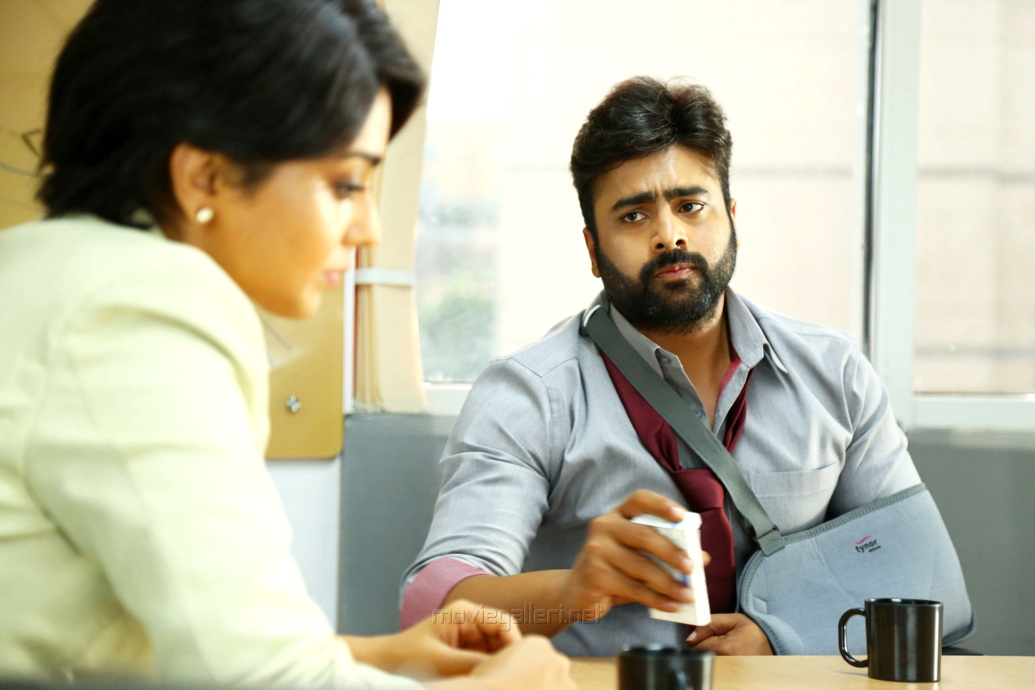 Shriya Saran, Nara Rohit in Veera Bhoga Vasantha Rayalu Movie Pics HD