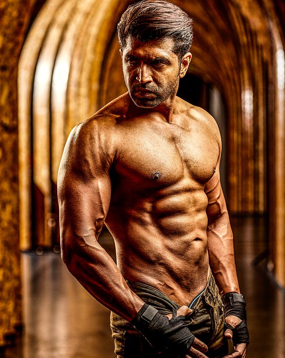 Arun Vijay as a boxer in his next flick | New Movie Posters
