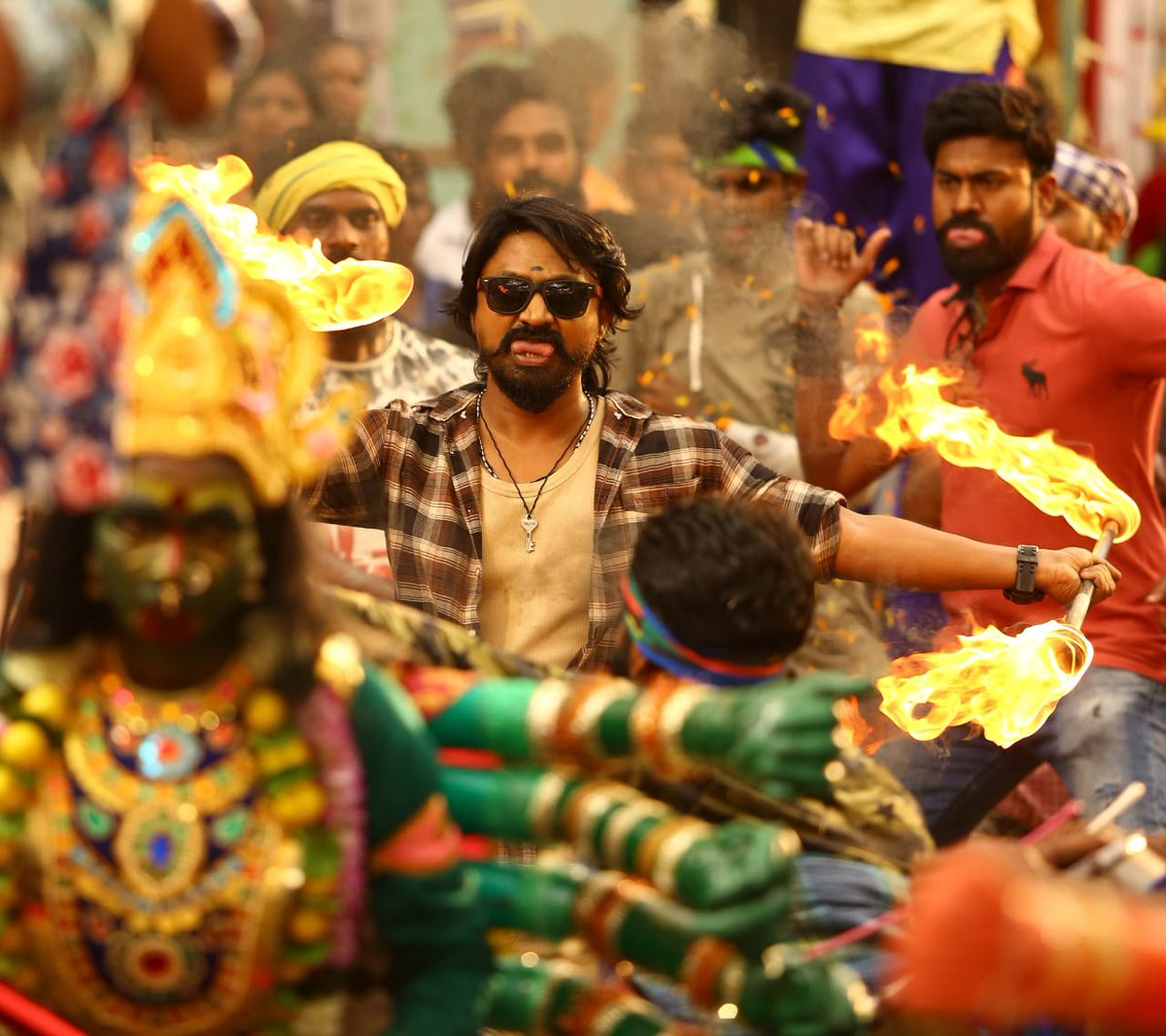 Actor Krishna in Maari 2 Movie Stills