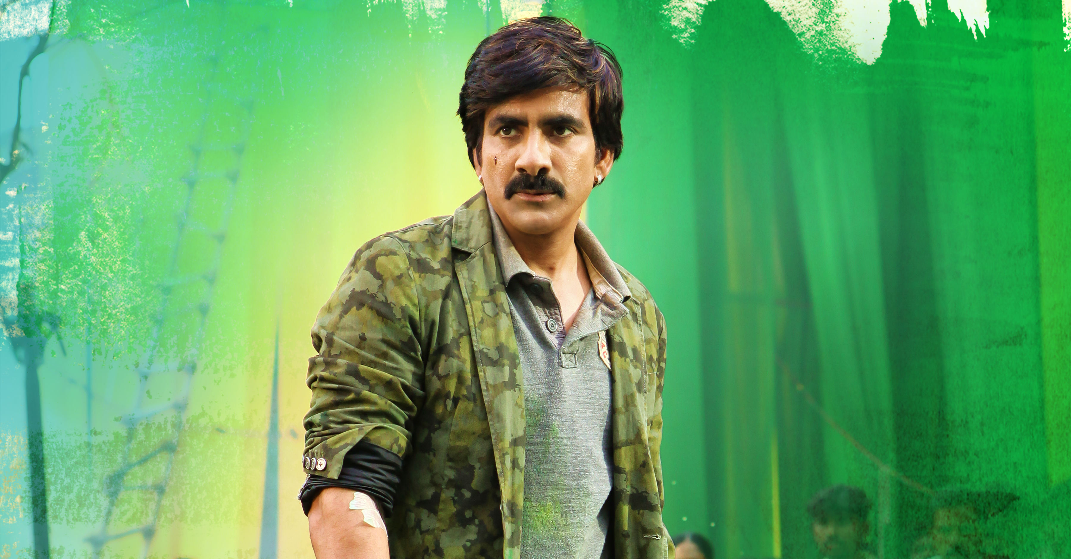 Actor Ravi Teja, VI Anand movie title and logo launch on November 13th