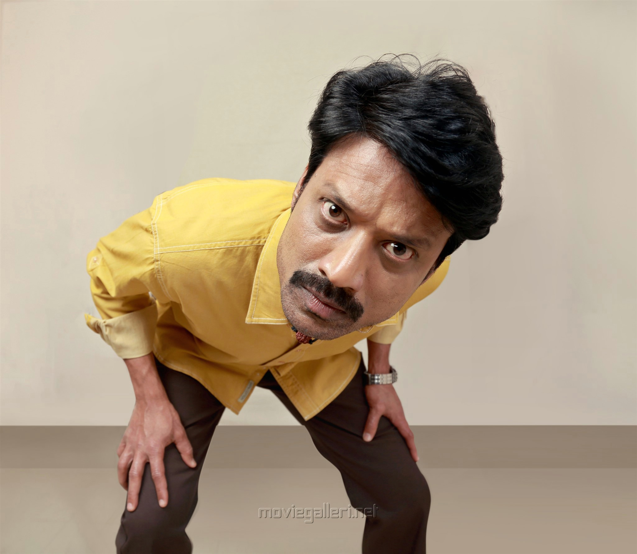 Actor SJ Suryah Monster Tamil Movie Pics HD