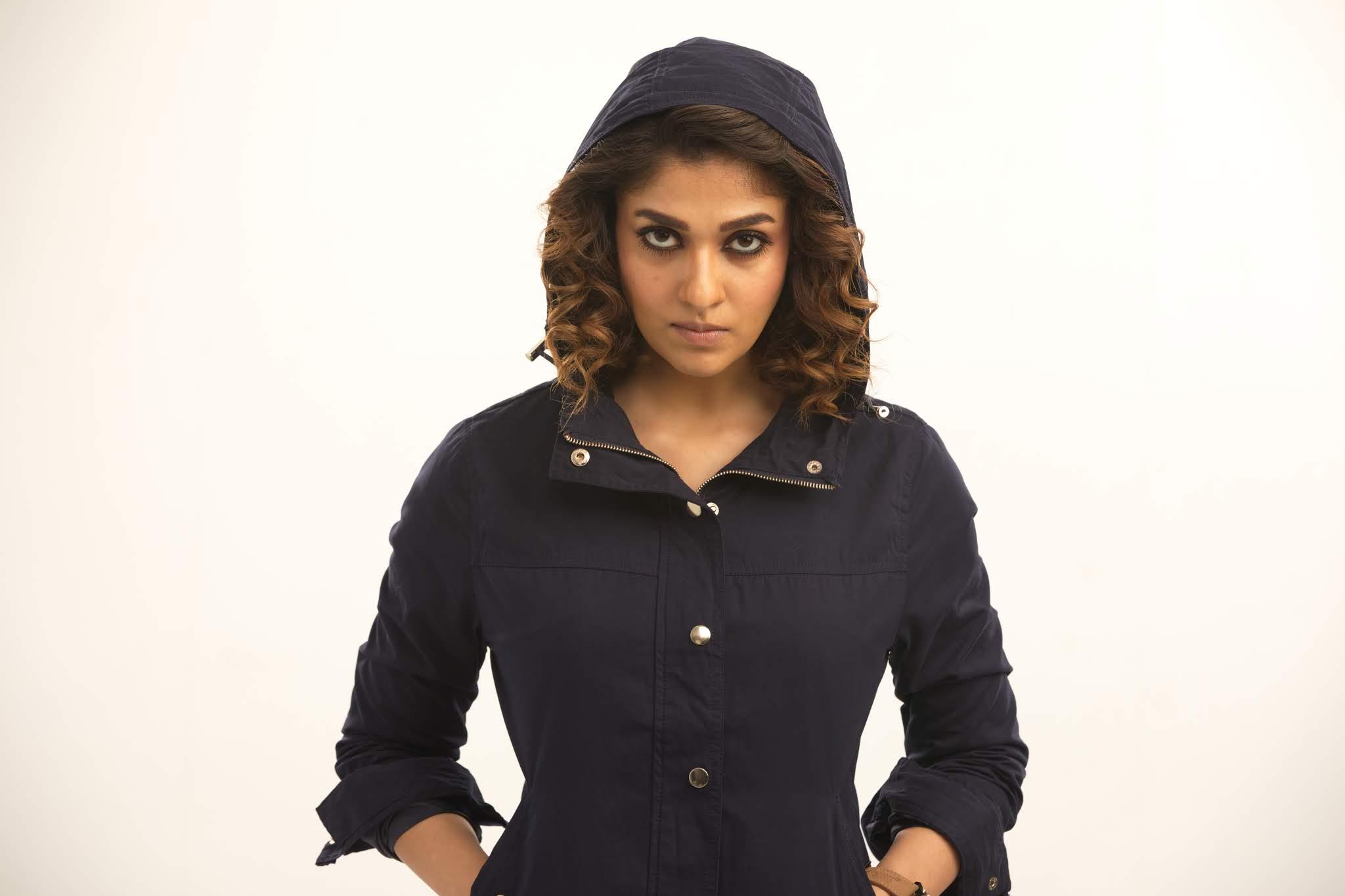 Actress Nayanthara 'Imaikkaa Nodigal' in Telugu as 'Anjali Vikramaditya'