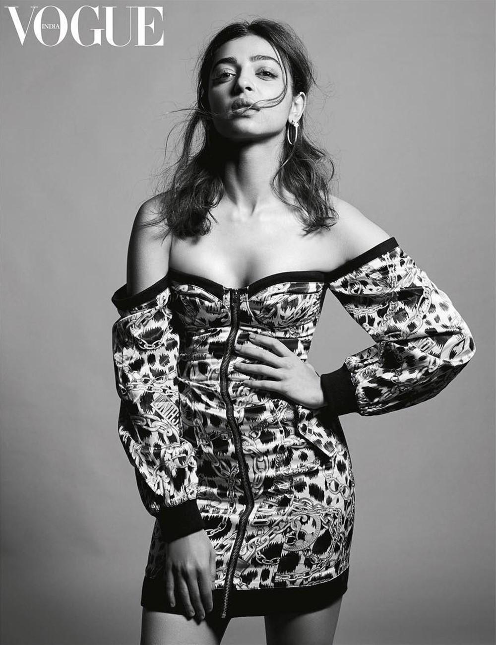 Actress Radhika Apte Photoshoot for Vogue India Magazine