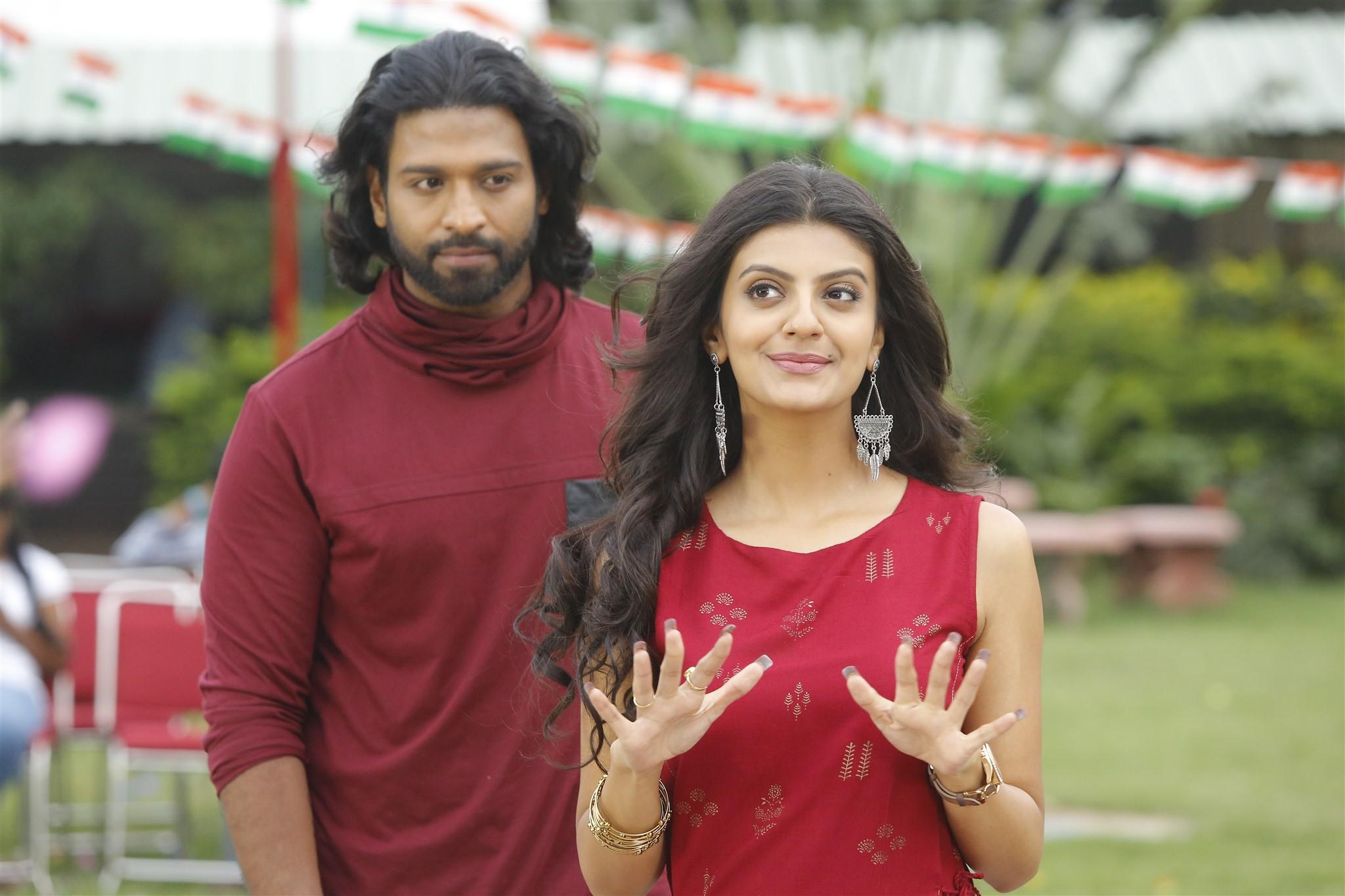 Arjun Mahi Tanishq Rajan Ishtamgaa Movie Pics HD