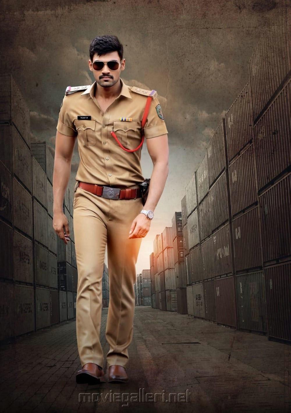 Bellamkonda Sai Sreenivas Kavacham Movie First Look HD Image