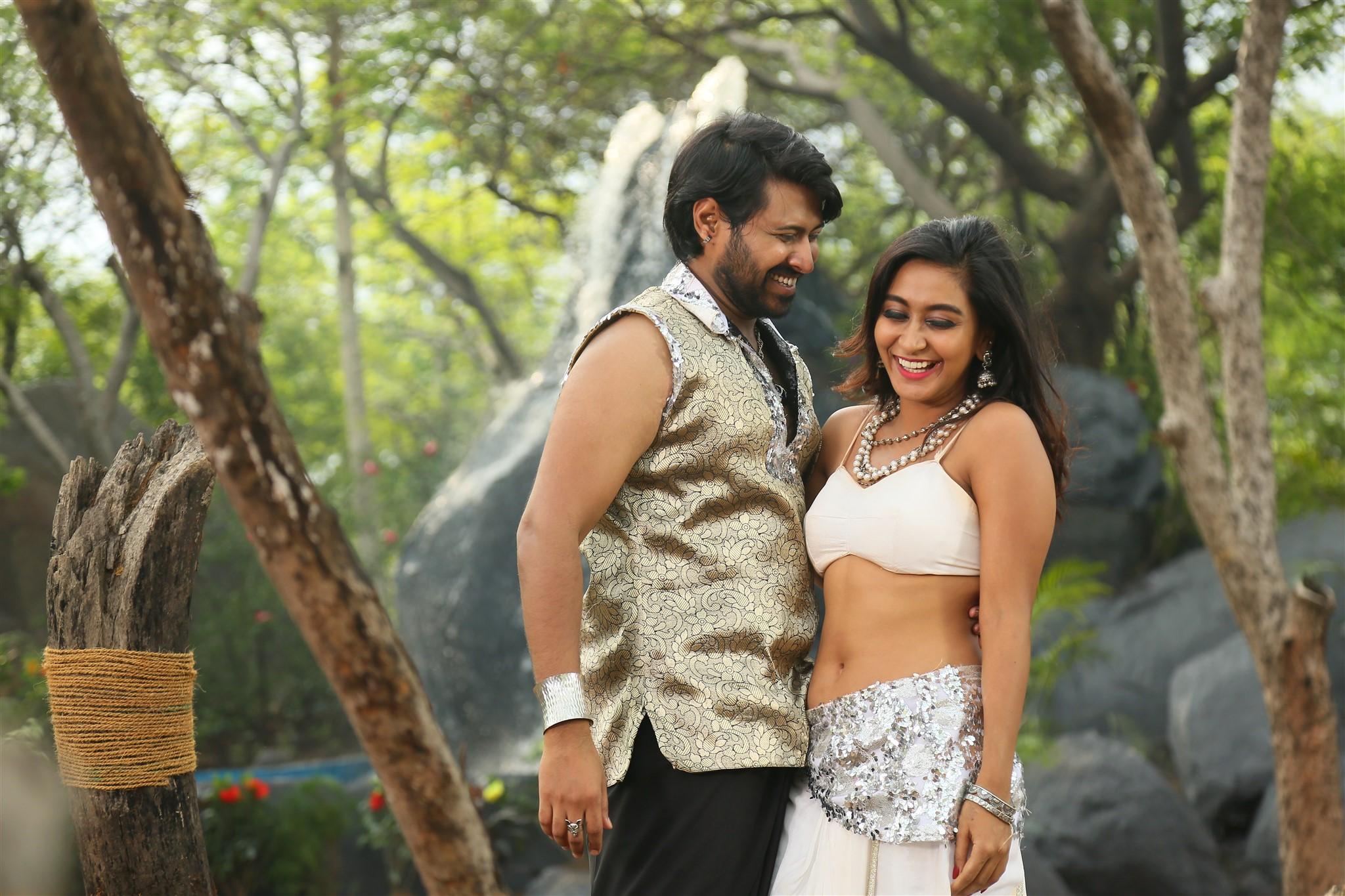 Mahidar Sravya Rao Natana Telugu Movie Images HD