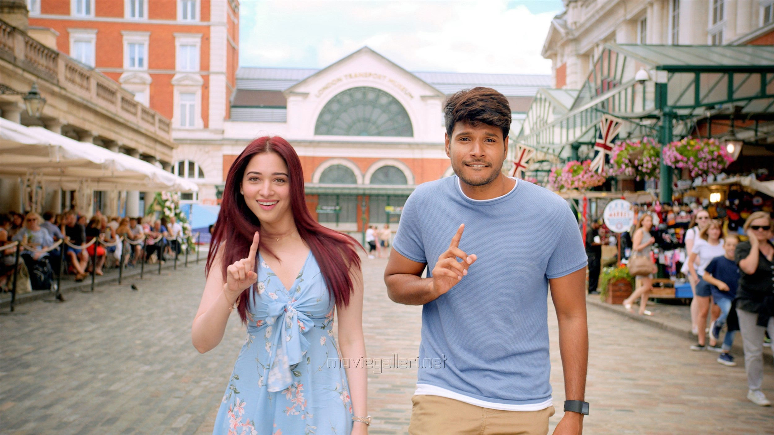 Tamanna Sundeep Kishan Next Enti Movie Images HD