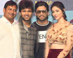Taxiwala Movie Pre Release Event Stills