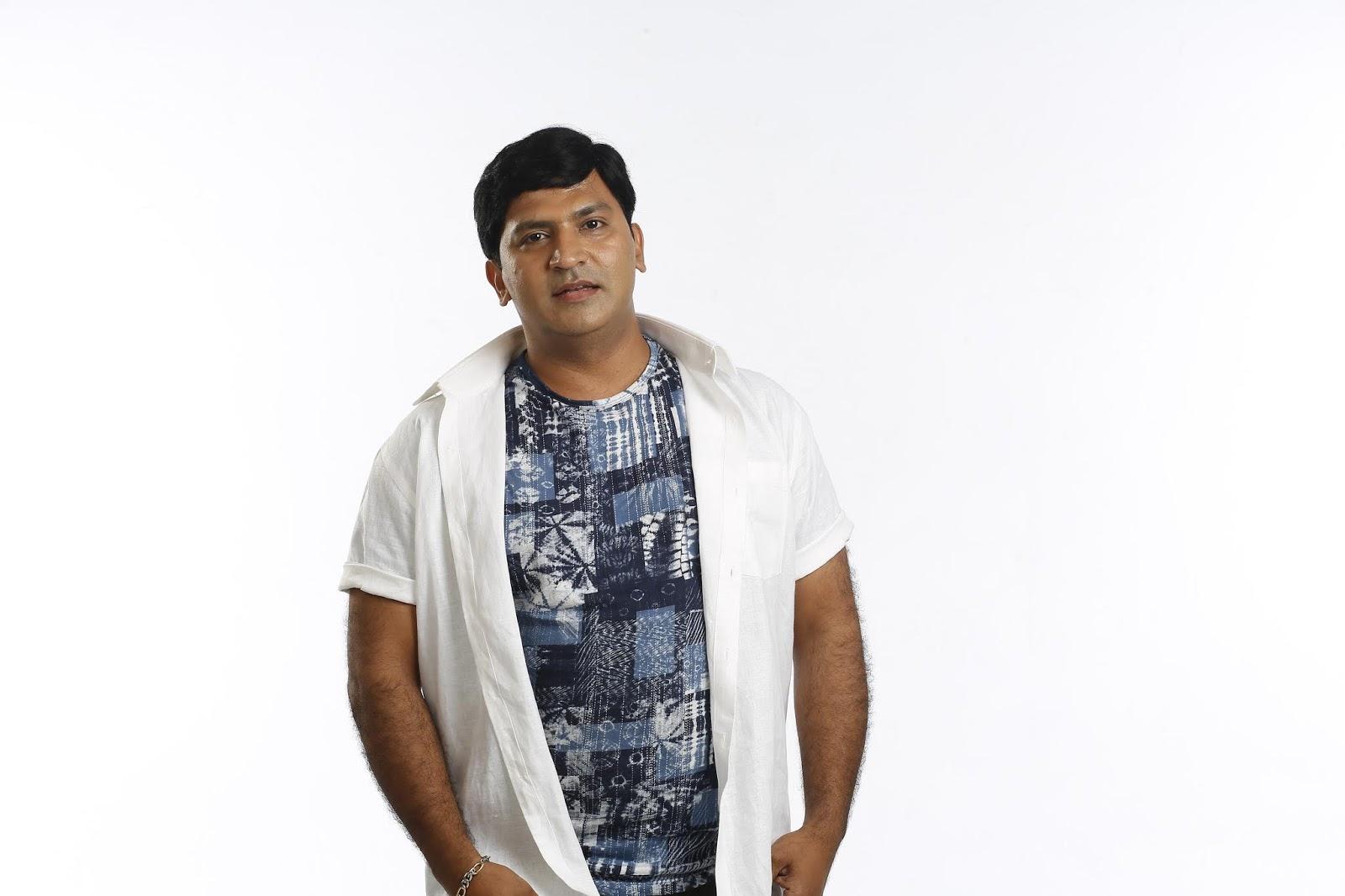 Vaibhav's Elder Brother Sunil Debuts as Baddie in Vijay Sethupathi's Seethakathi movie