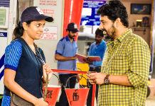 Vandi Movie Review Vidharth Chandini