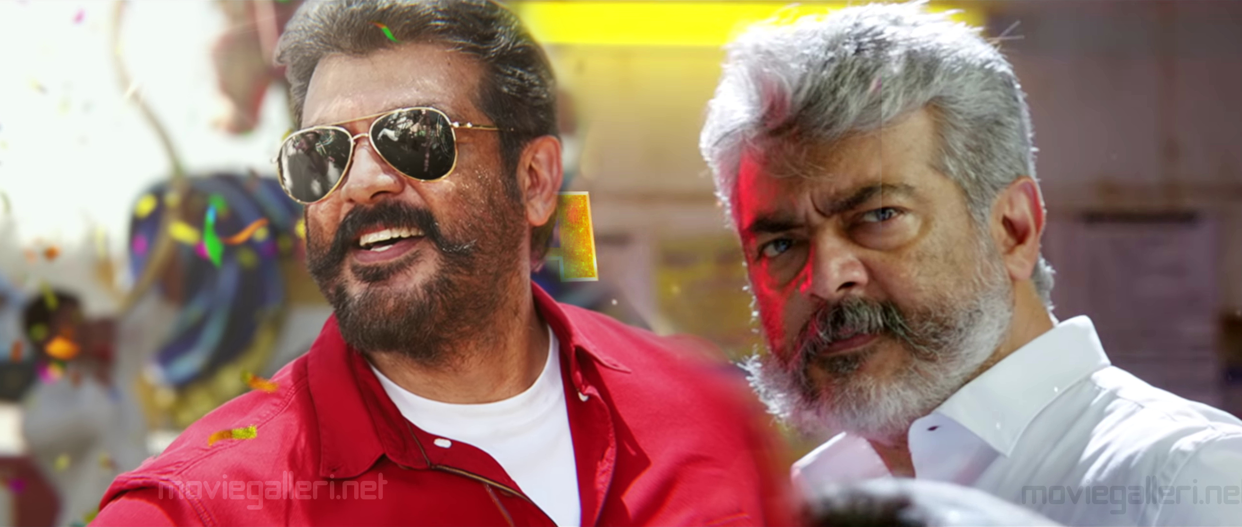 Viswasam Ajith New Photos HD