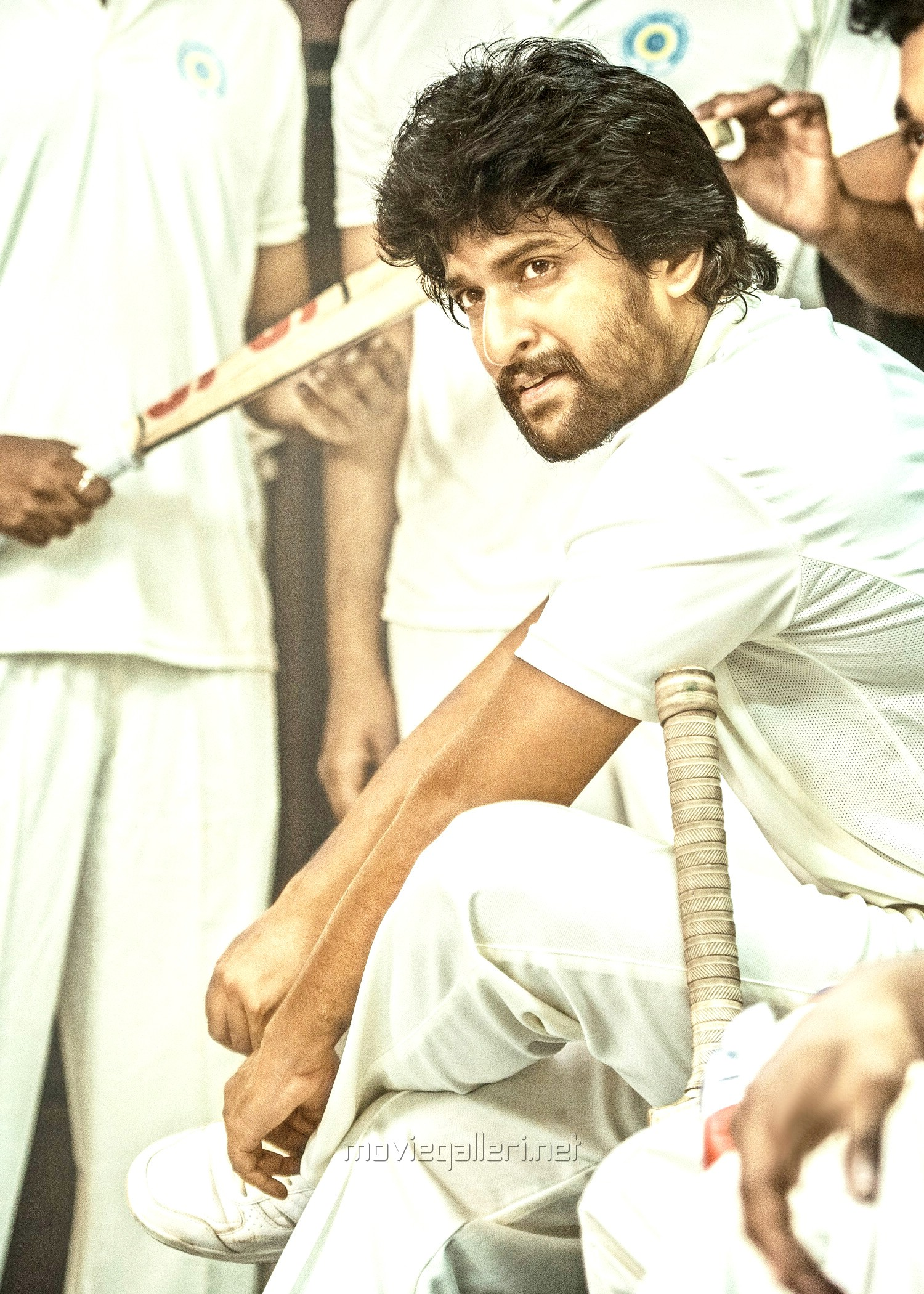 Actor Nani Jersey Movie First Look HD Image