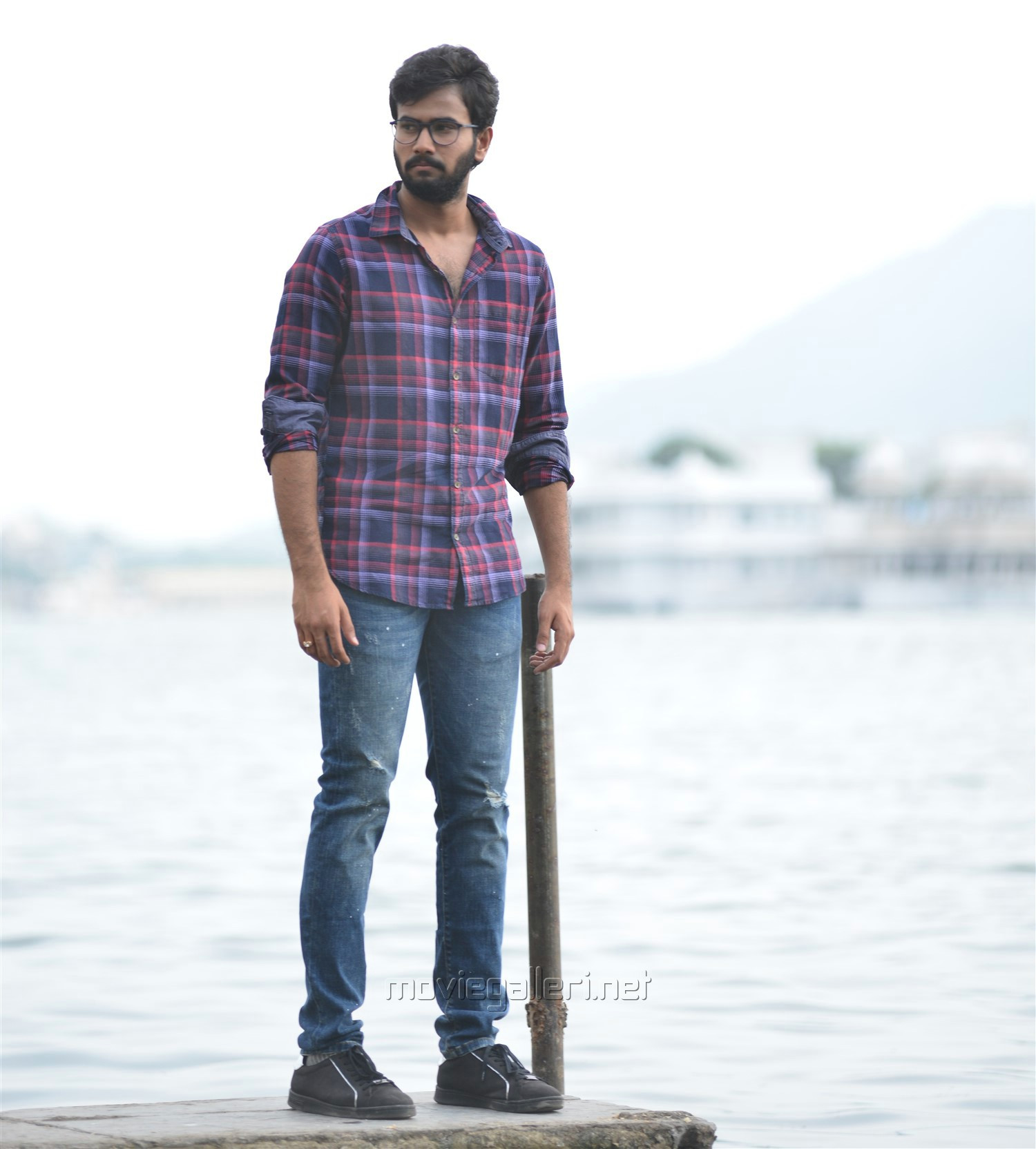 Actor Rahul Vijay in Suryakantham Movie First Look Pics HD