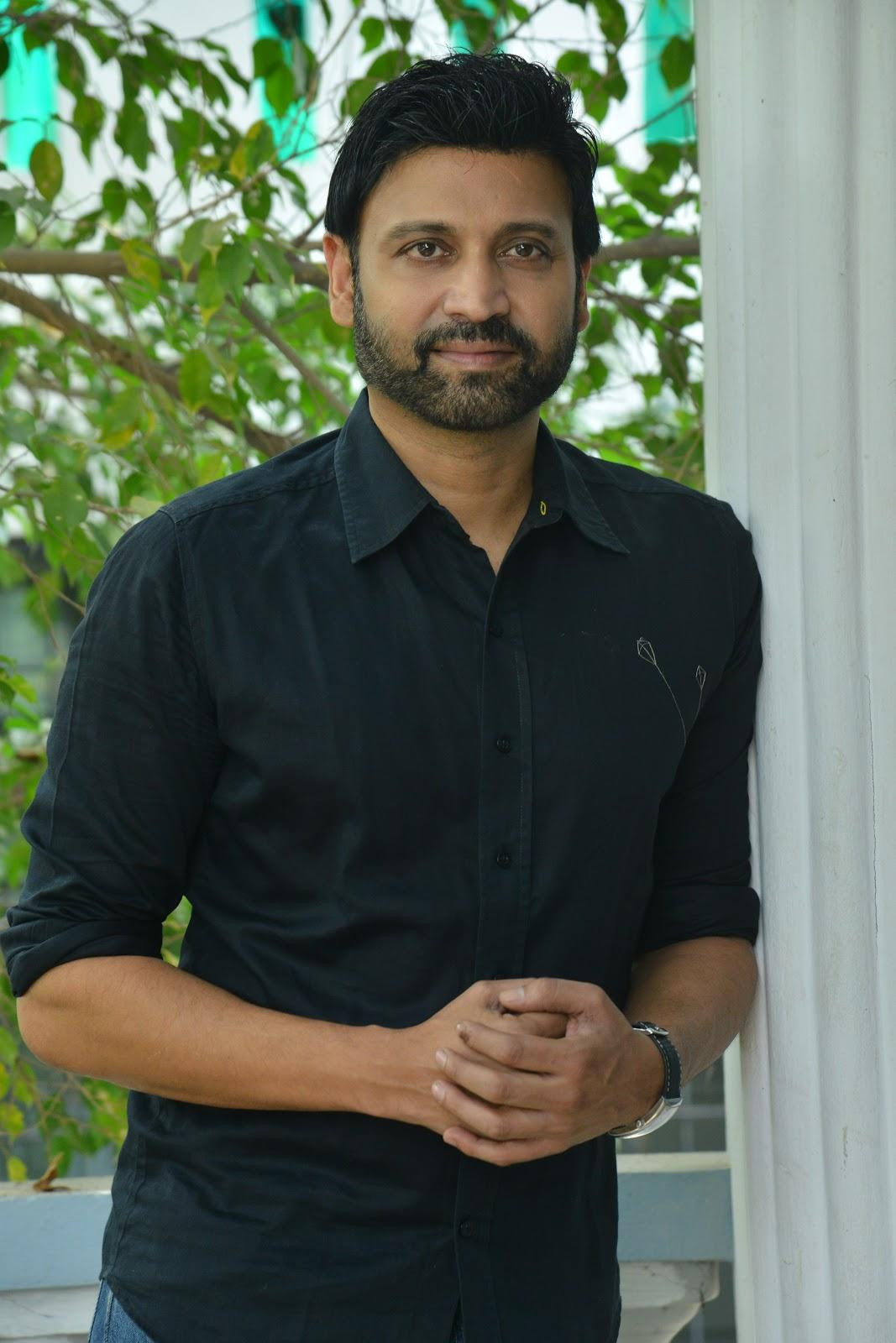 Actor Sumanth @ Subramaniapuram Movie Press Meet Stills