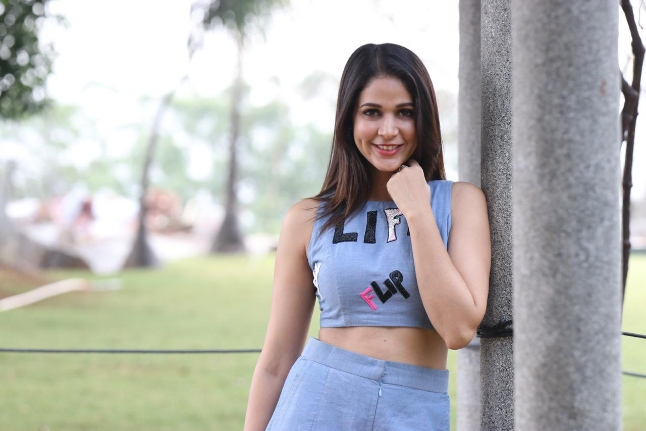 Actress Lavanya Tripathi Recent Photoshoot Pics