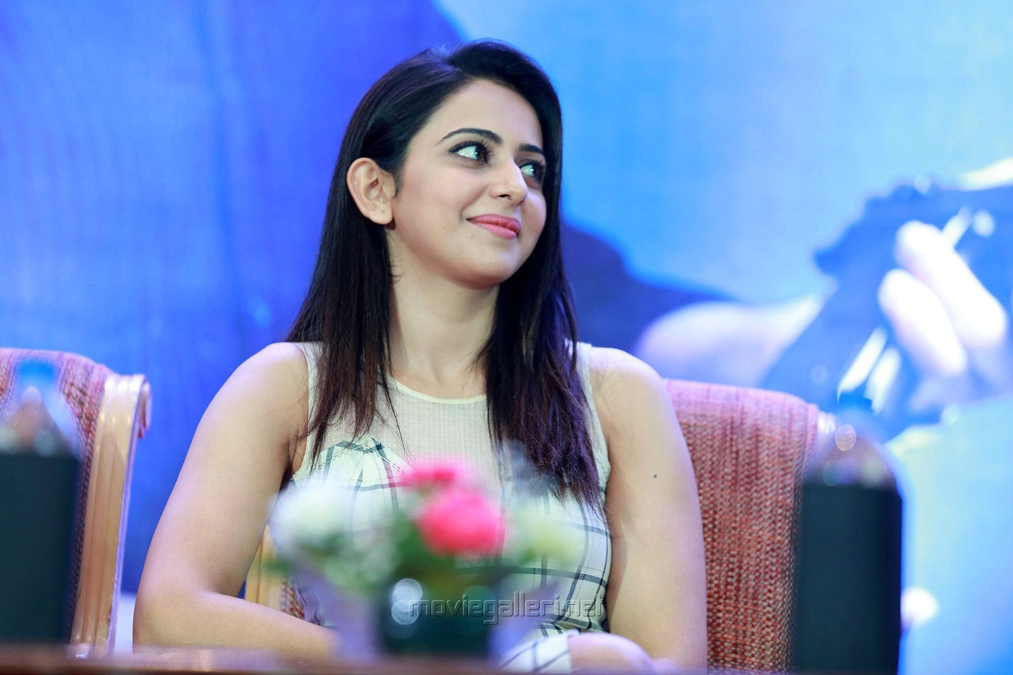 Actress Rakul Preet Latest Hd Images New Movie Posters