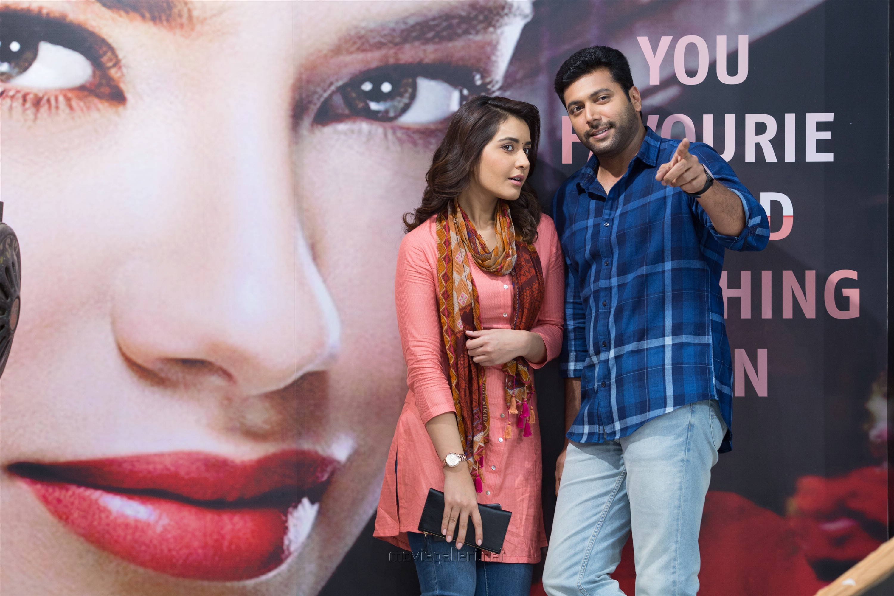 Adanga Maru Movie Review Jayam Ravi Rashi Khanna
