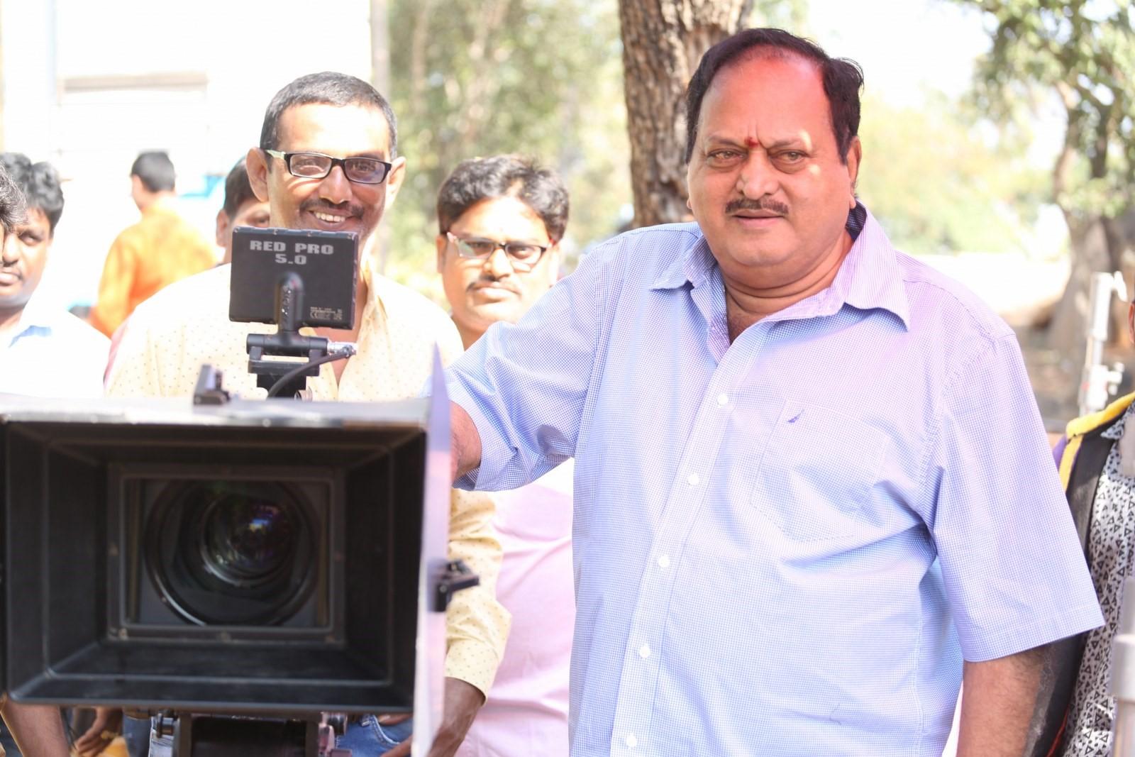Chalapathi Rao @ O Manishi Neevu Evaru Movie Opening Stills