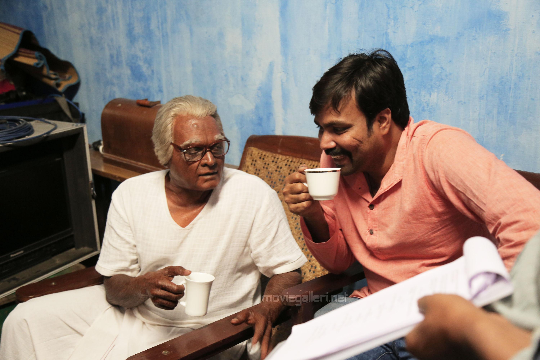 Director Balaji Tharaneetharan about Seethakaathi Movie Vijay Sethupathi