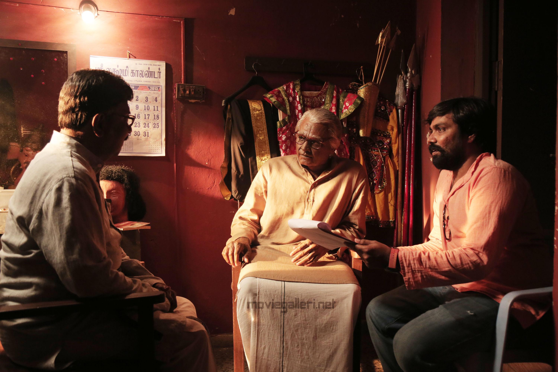 Editor R Govindaraj - Seethakathi audiences are settled into the 'World of Ayya'