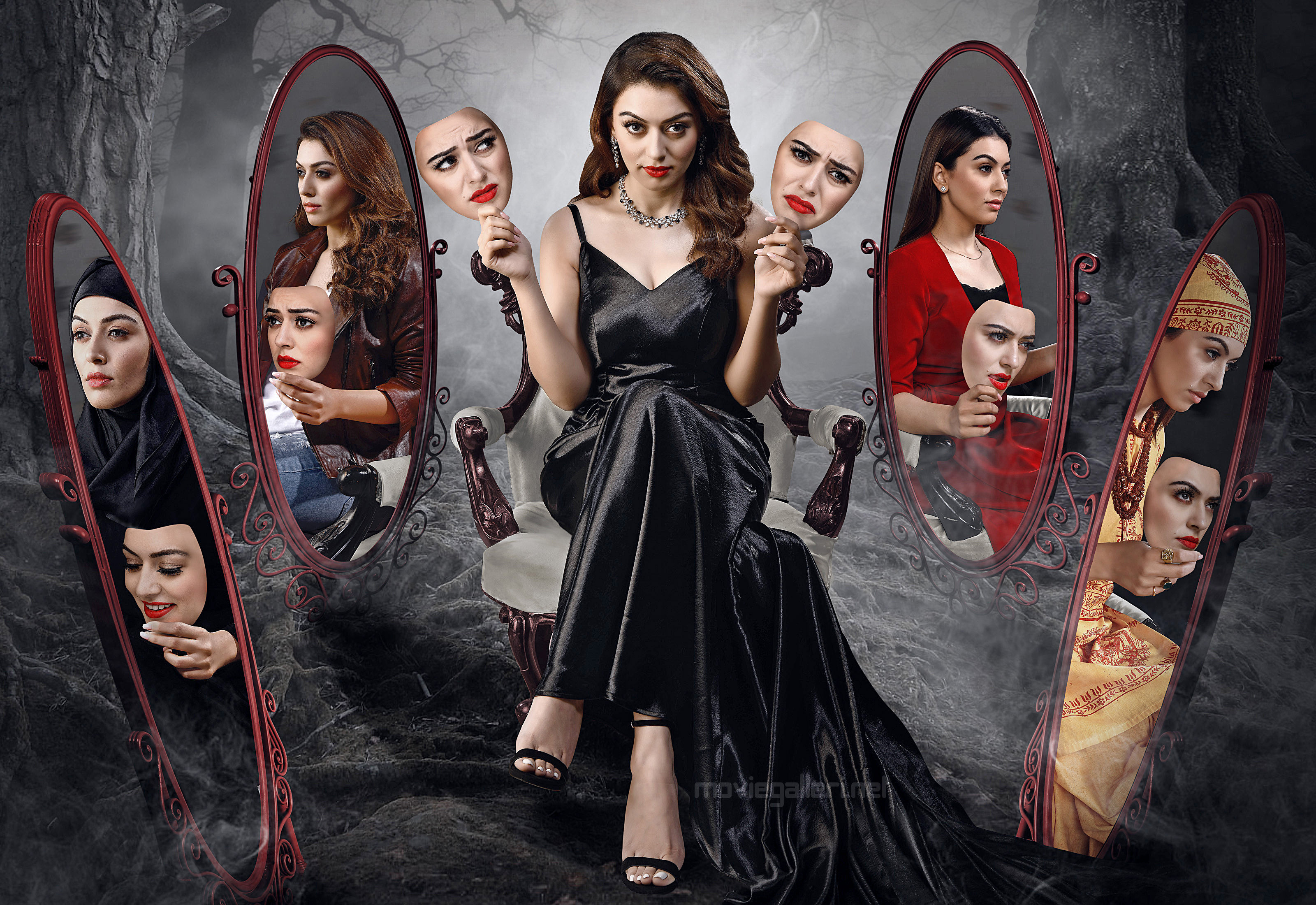 Hansika's Maha is Magnetizing, Alluring, Hidden and Aggressive