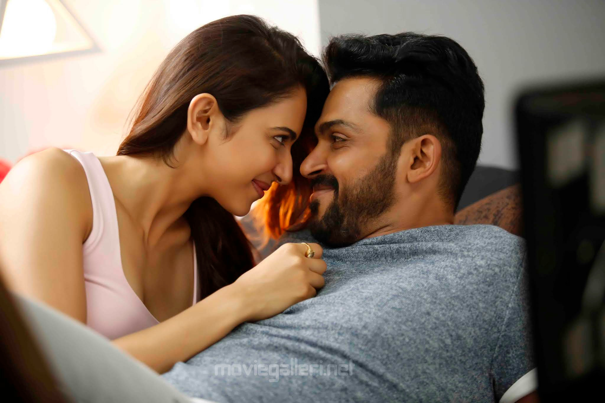 Karthi and Rakul Preet's 'Dev' shooting completed