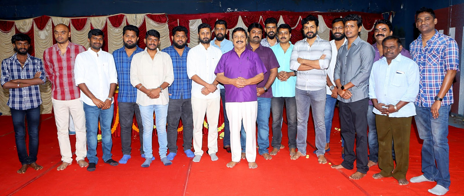 Kathi's new Film Karthi 18 Directed by Lokesh Kanagaraj Launched
