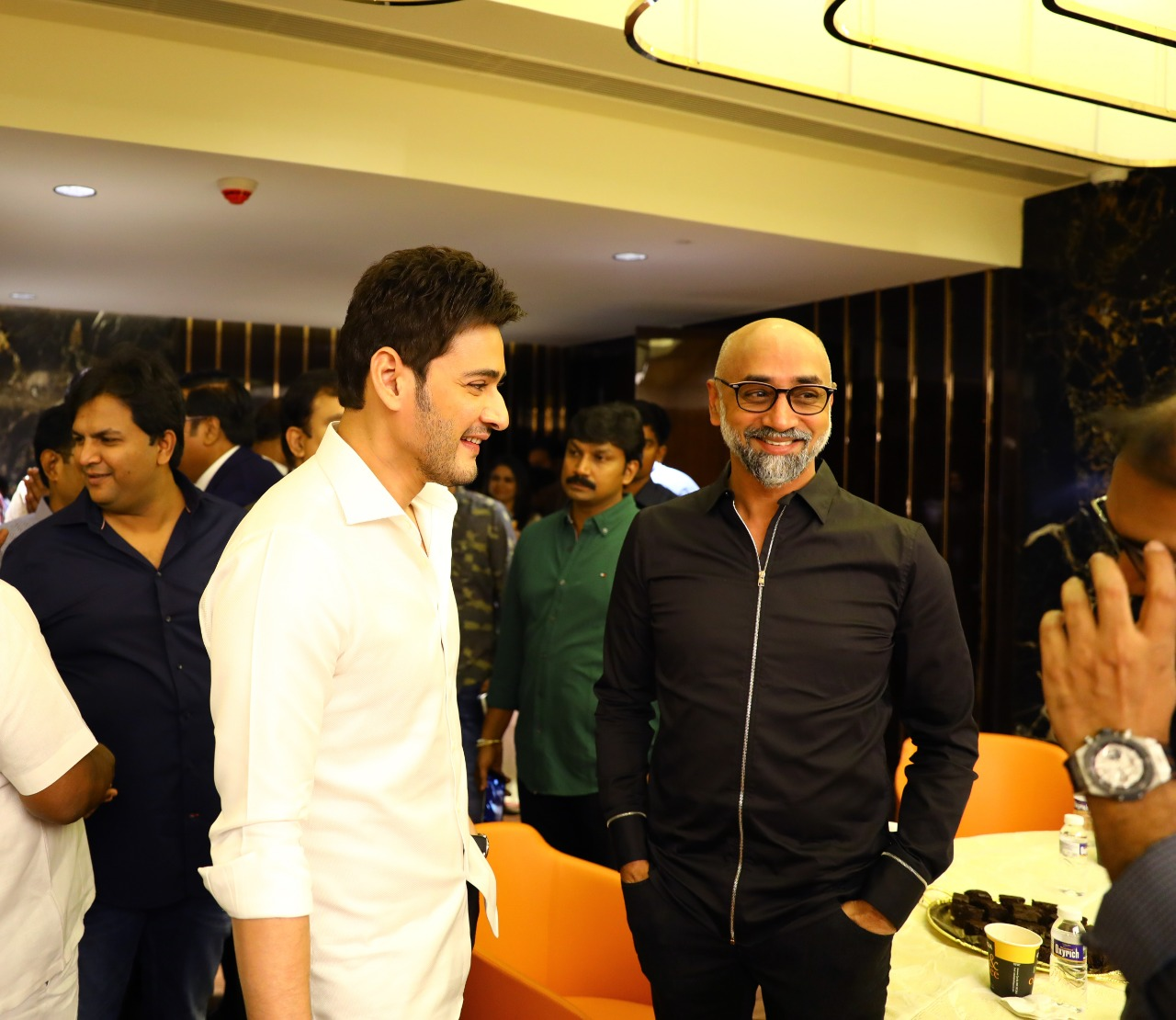 Mahesh Babu AMB Cinemas 7 Screen Superplex Launch Pics