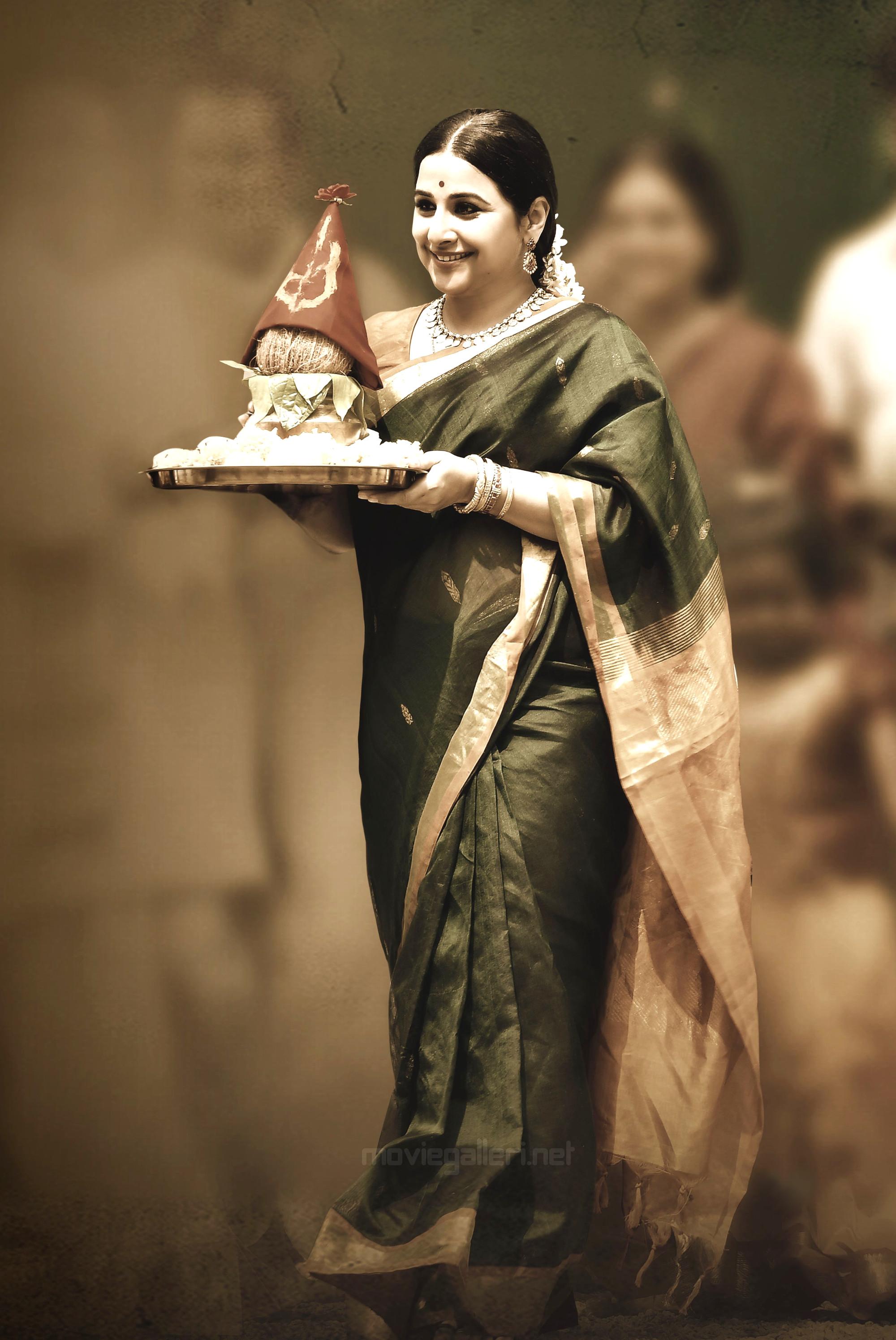 NTR Biopic Movie Actress Vidya Balan HD Photos