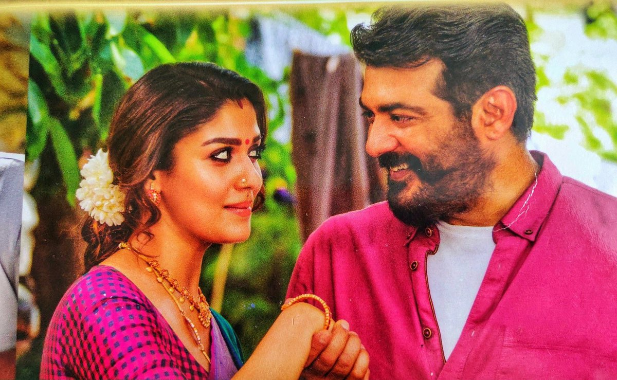 Nayanthara Ajith Viswasam release date confirmed on Jan 10th