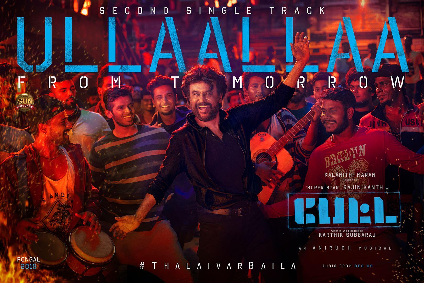 Petta Movie Thalaivar Baila Singers Revealed
