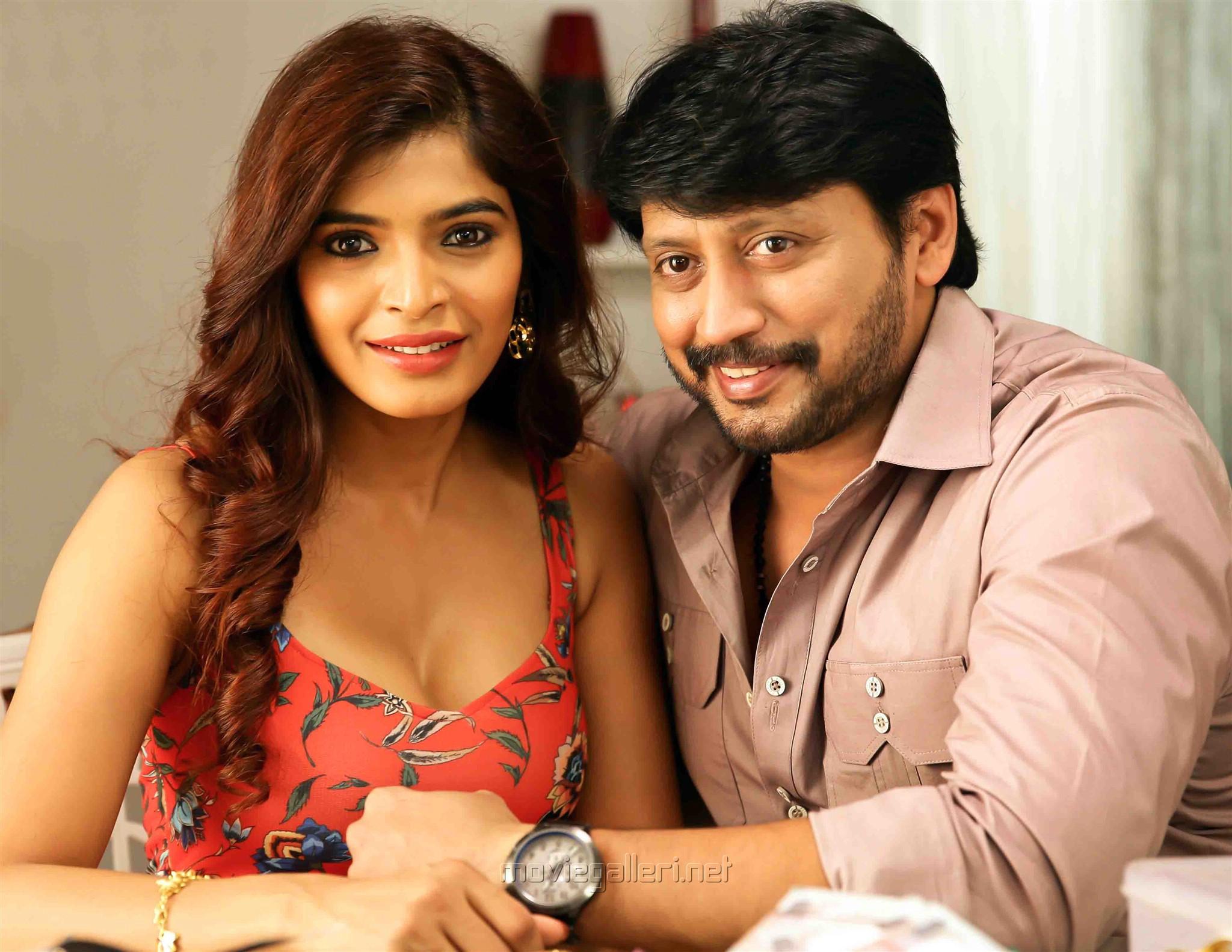 Sanchita Shetty, Prashanth in Johnny Tamil Movie Review