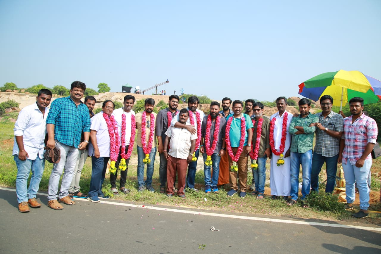 Seenu Ramasamy-Vijay Sethupathi new film shooting at Theni