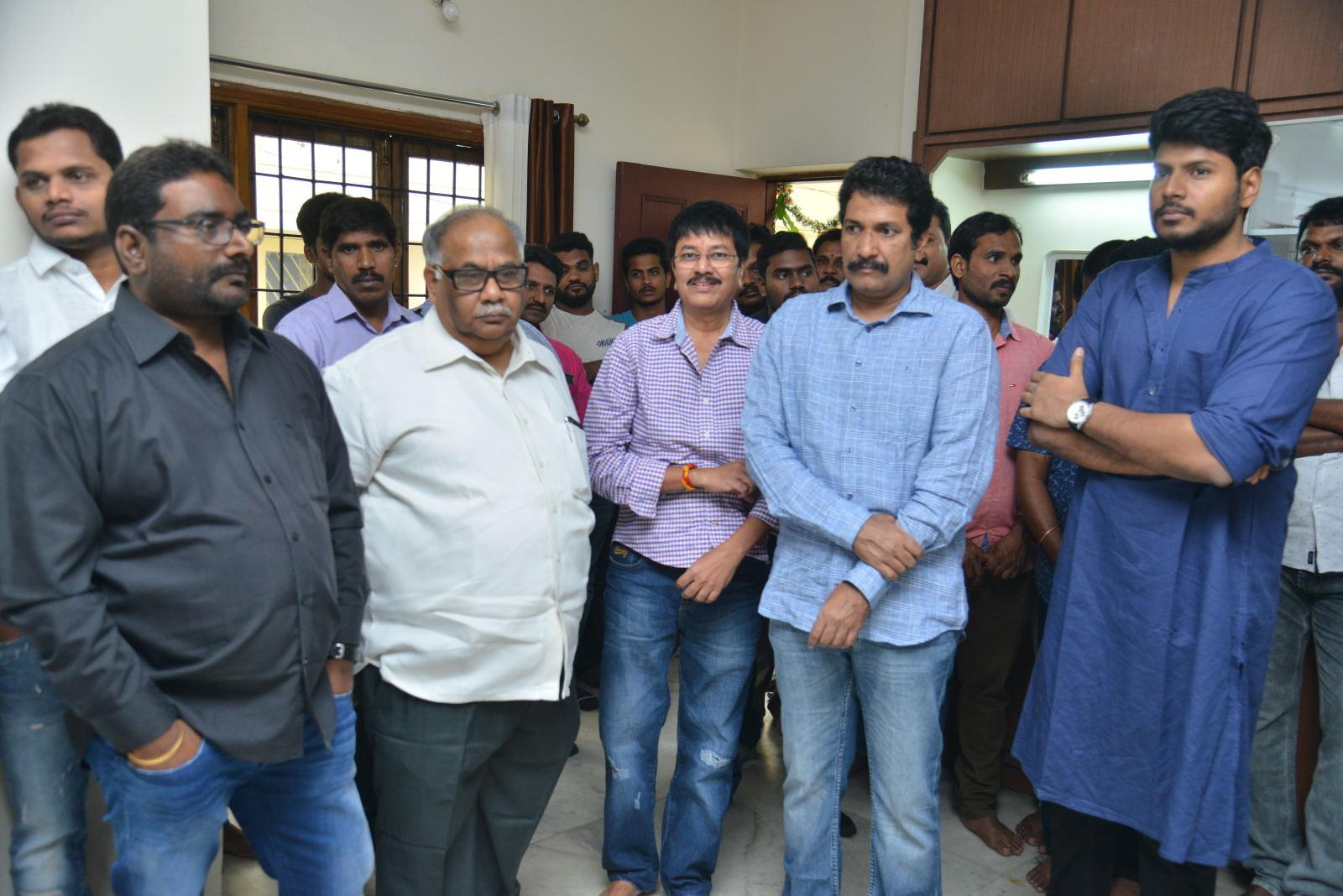 Sundeep Kishan, Hansika and G Nageswara Reddy's 'Tenali Ramakrishna BA BL' SNS Creations Production No 1 Launched