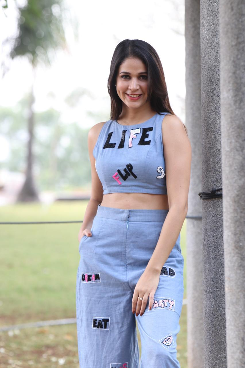 Telugu Actress Lavanya Tripathi Recent Photoshoot Pics
