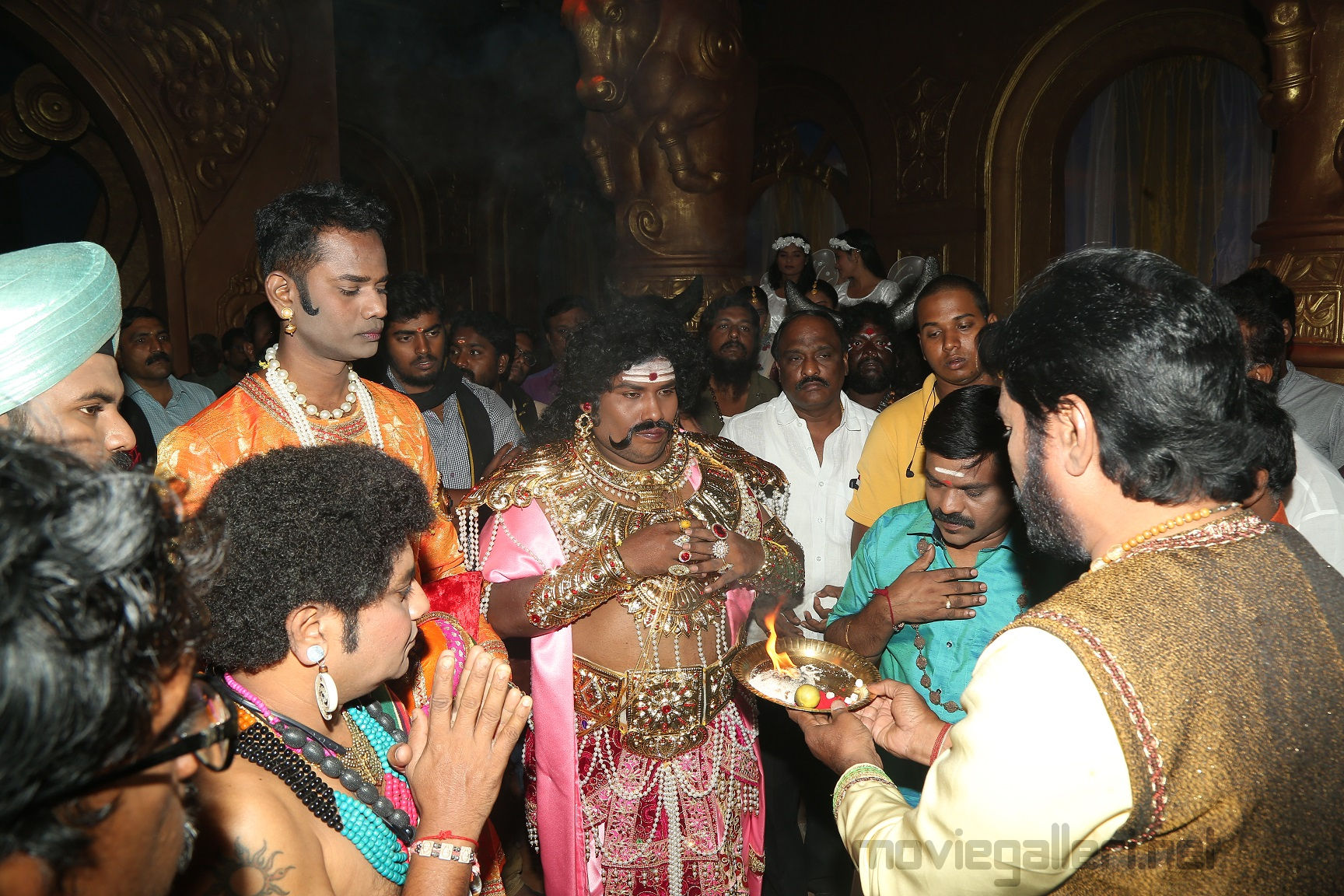 Yogi Babu's Dharma Prabhu goes on Floors