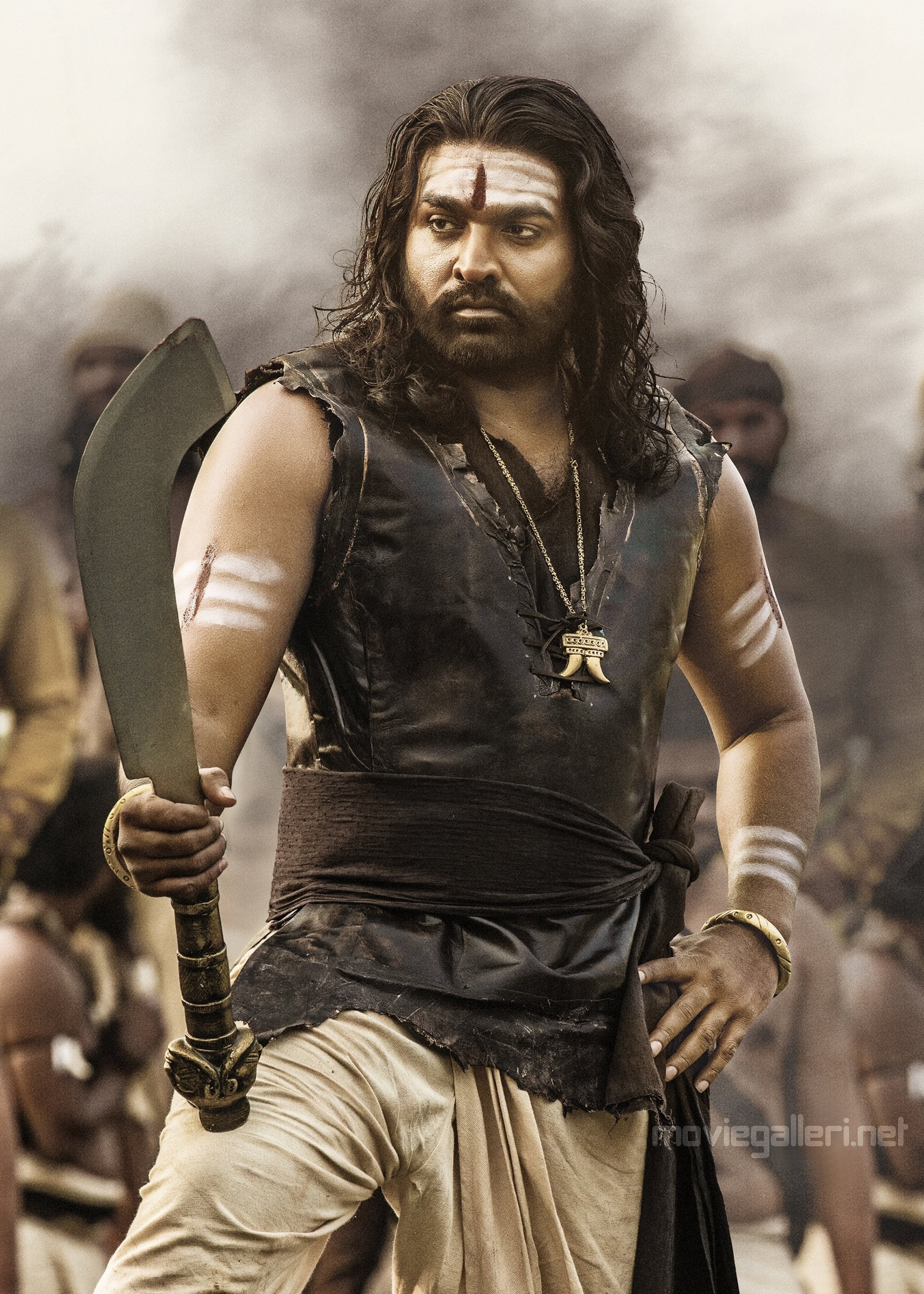 Actor Vijay Sethupathi First Look as Raaja Paandi From Sye Raa NaraSimha Reddy Movie