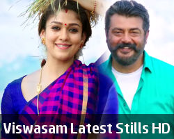 Ajith Nayanthara Viswasam Movie Latest Stills HD