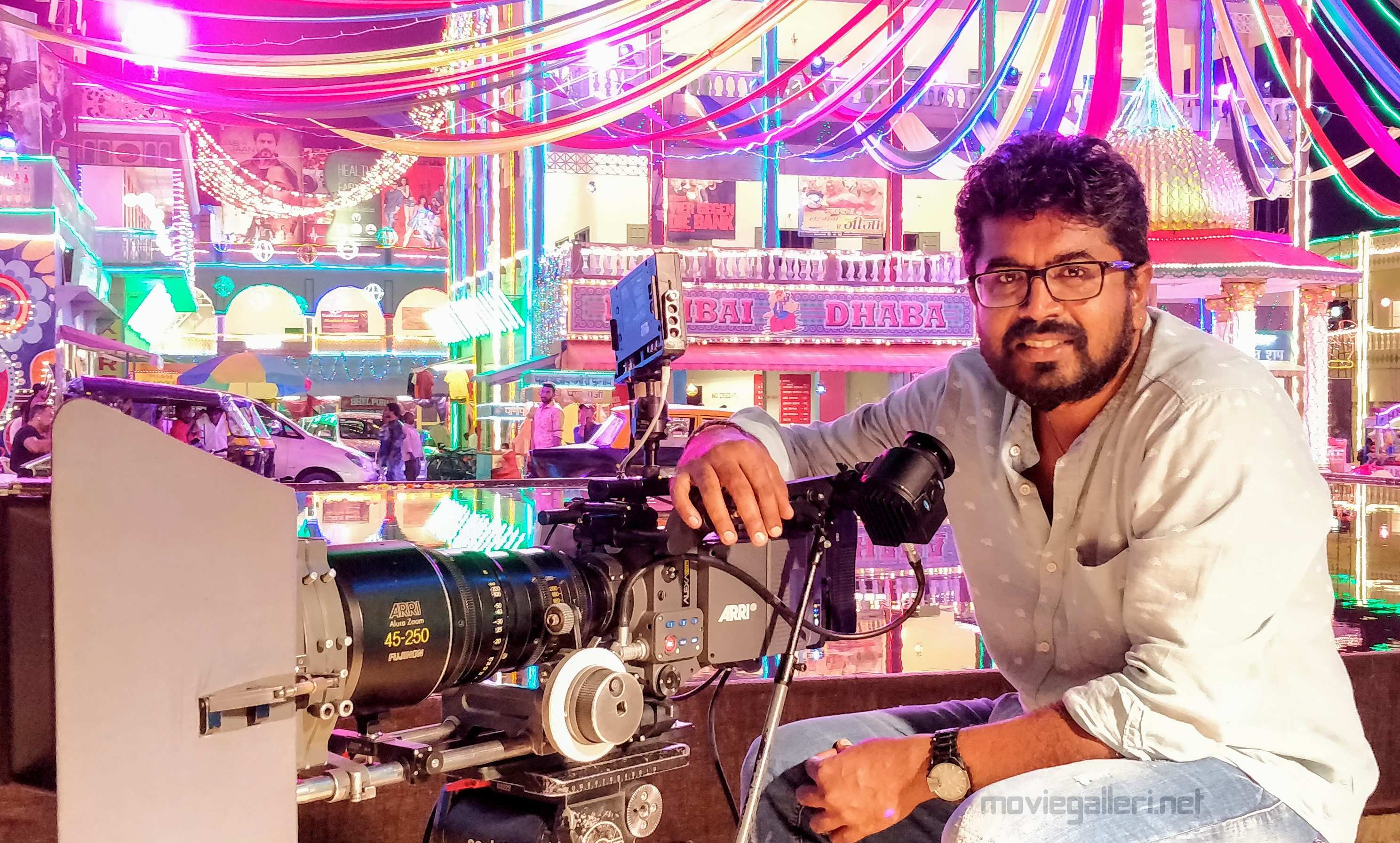 Cinematographer Vetri about Viswasam Movie
