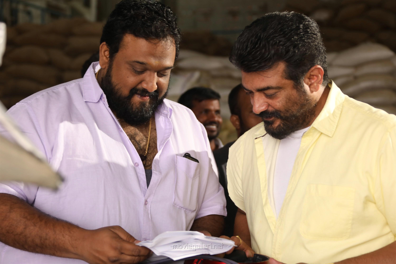 Director Siva on Viswasam Movie