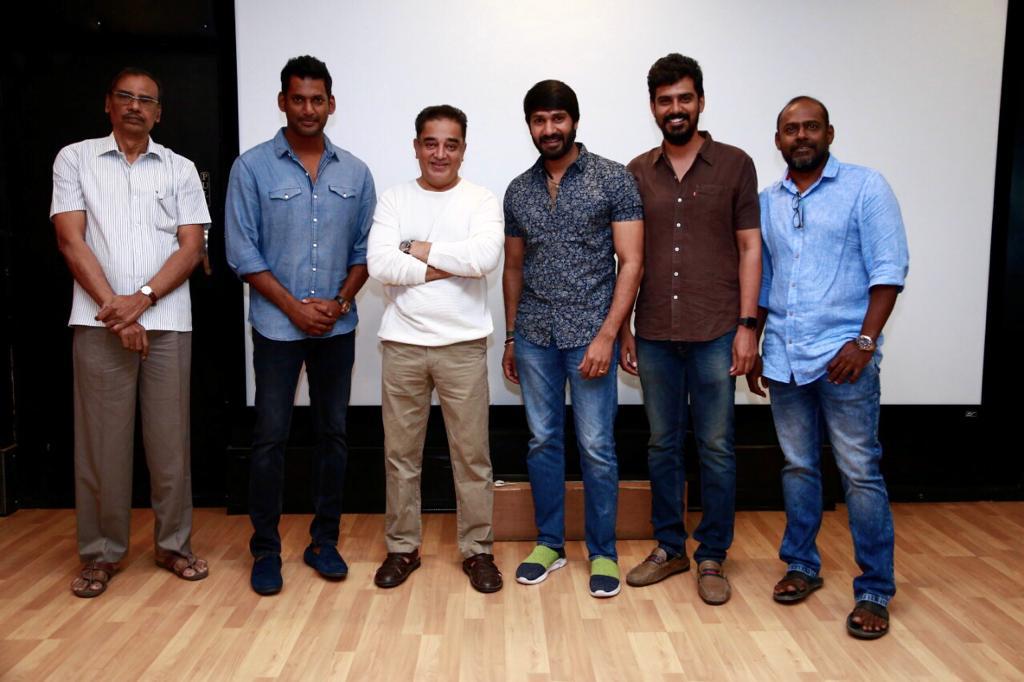 Kamal Haasan confirms presence in ILAIYARAAJA 75