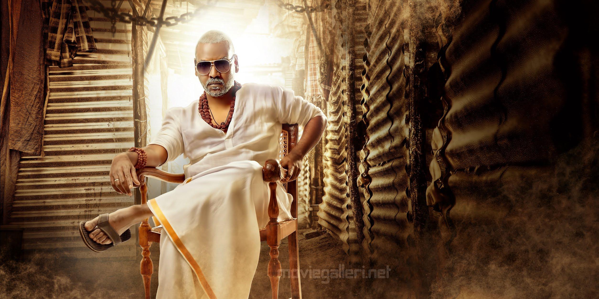 Raghava Lawrence Kanchana 3 Movie Release on 18th April