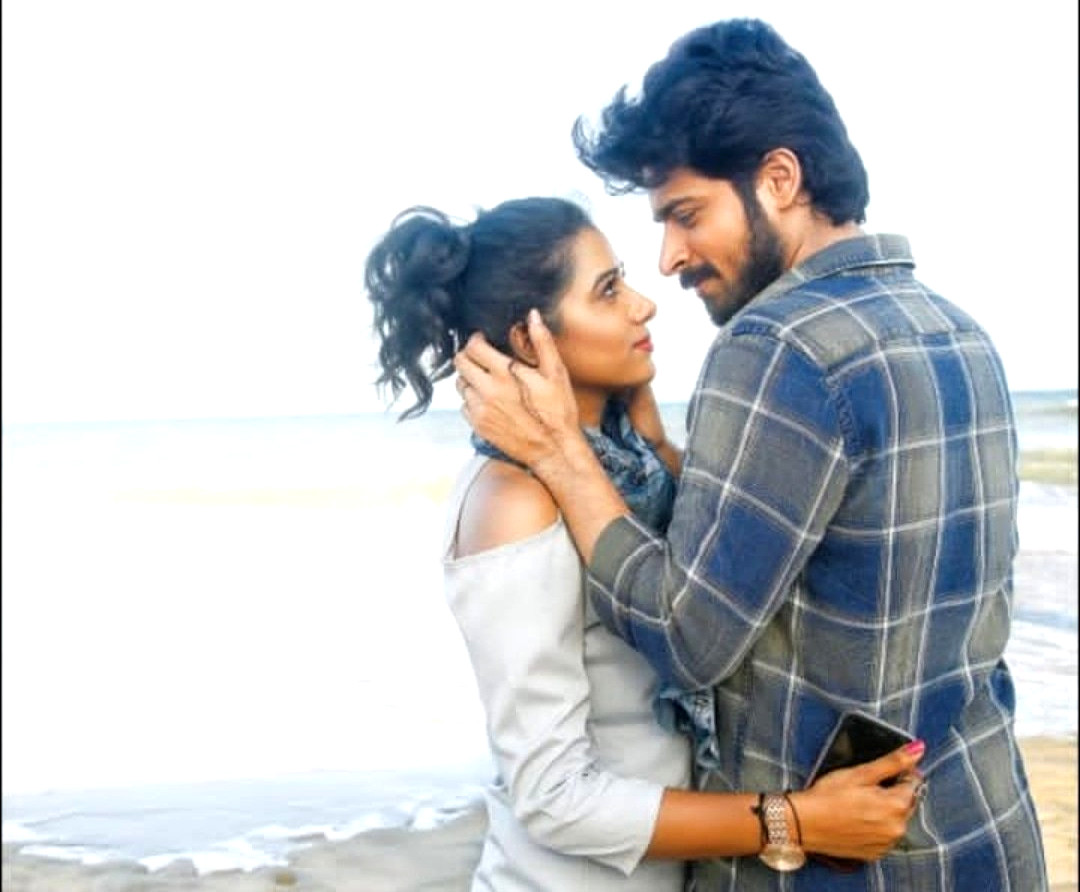 Raiza Harish Kalyan Ispade Rajavum Idhaya Raniyum Second Single Track Yei Kadavule