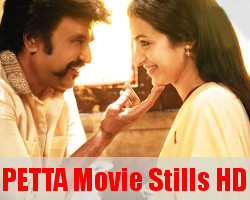 Rajini Trisha Petta Movie Stills HD