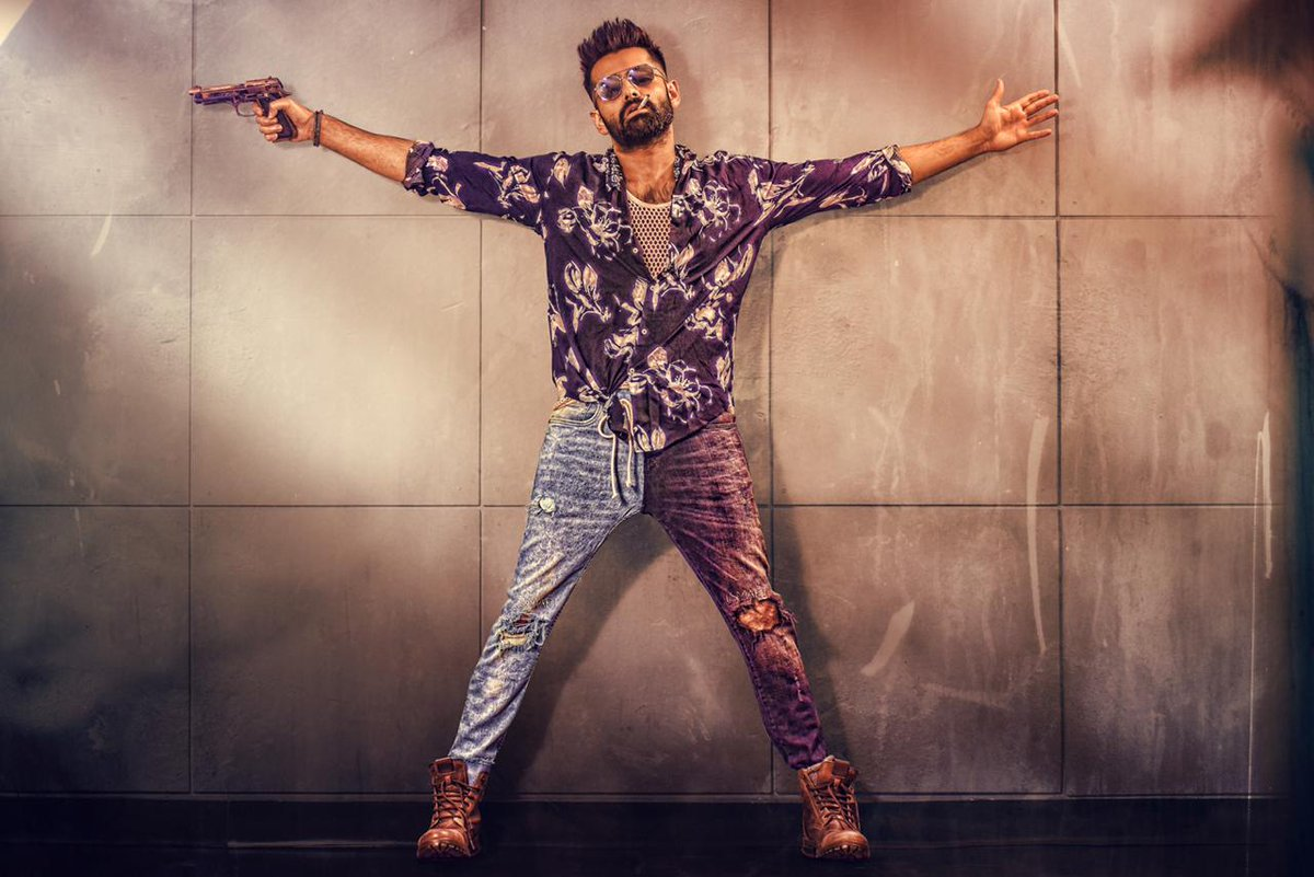 Ram Pothineni iSmart Shankar Movie Shoot Starts