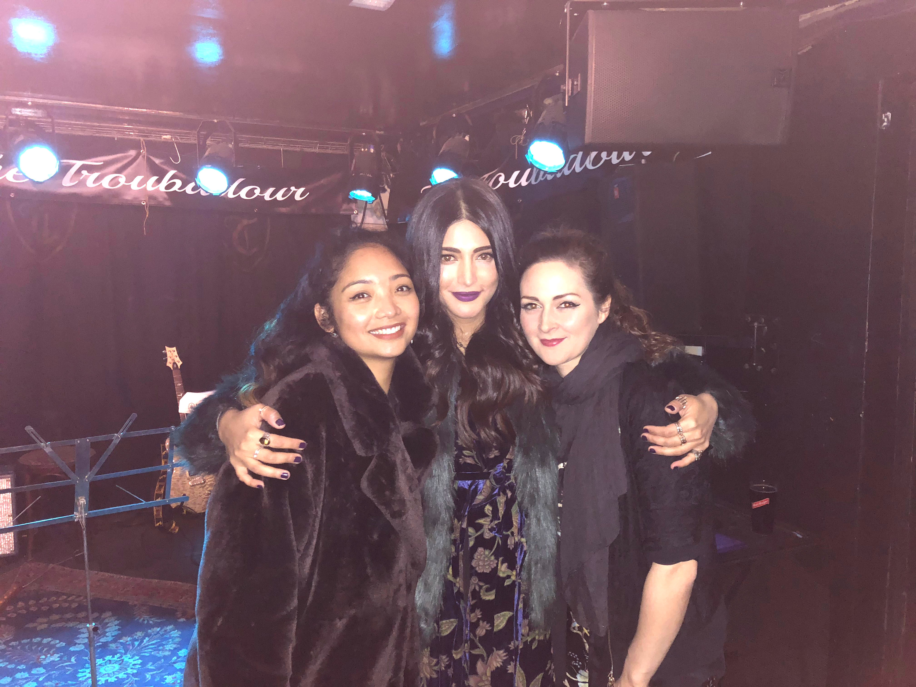 Shruti Haasan Enthralls London Audiences At Sold Out Show