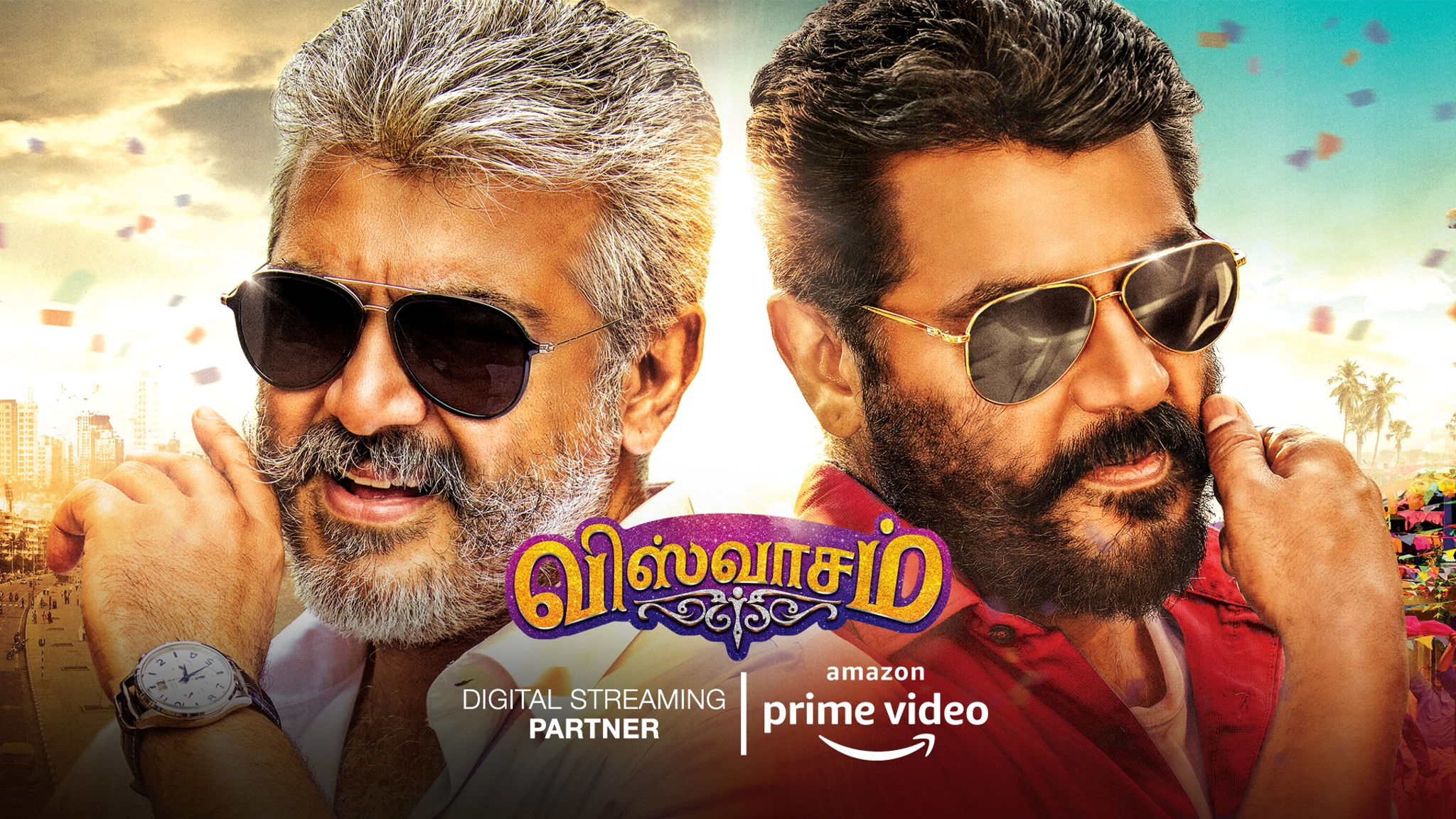 Viswasam Digital Streaming Rights by Amazon Prime Video