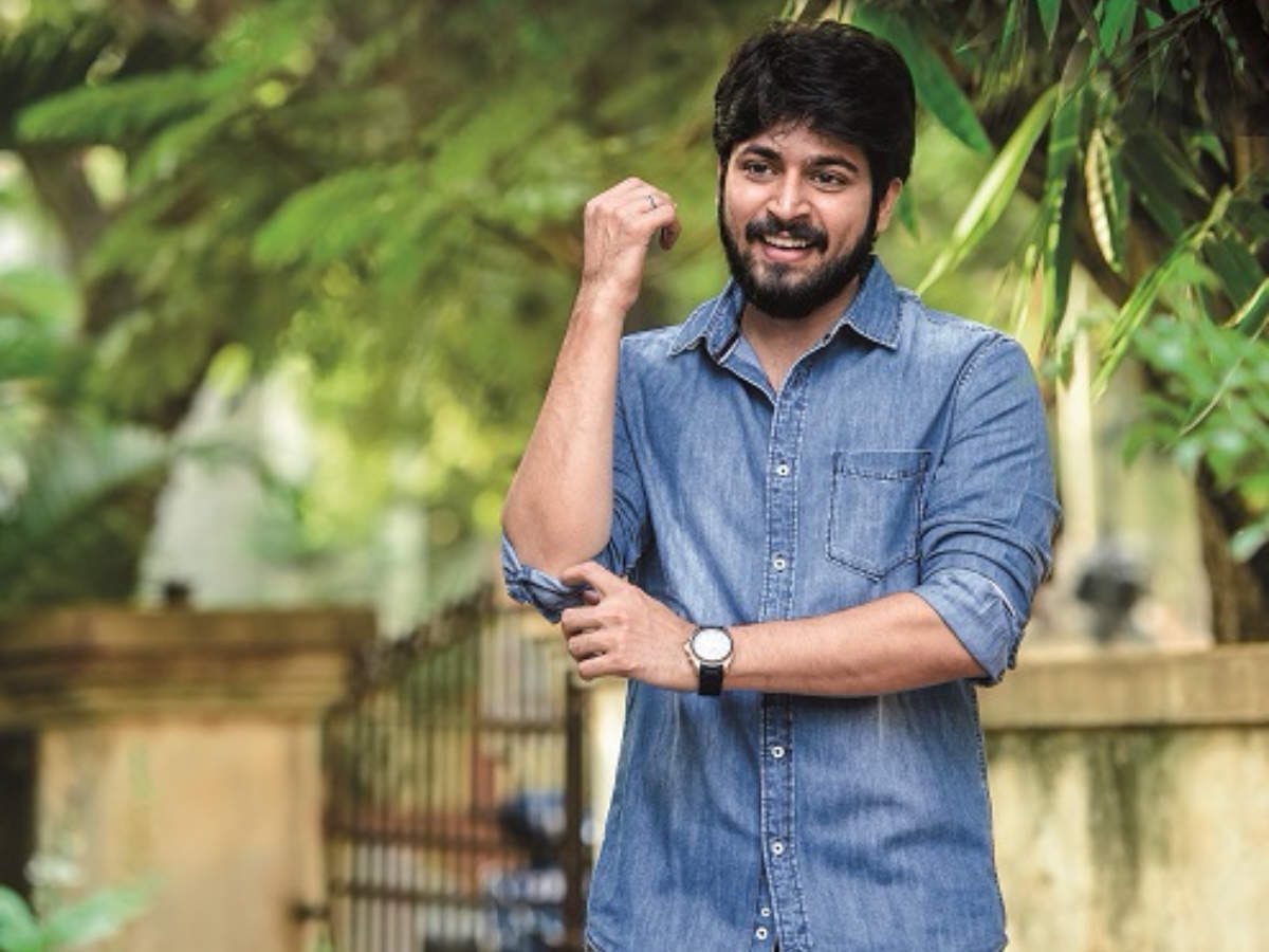 Actor Harish Kalyan Film Directed by Sanjay Bharathi