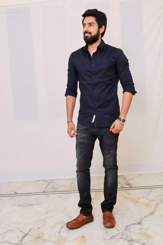 Actor Shiva Kandukuri signs his second film