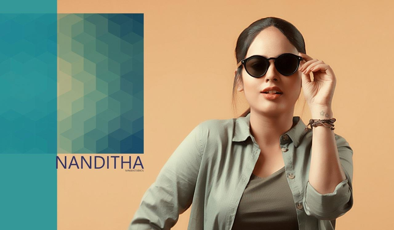 Actress Nandita Swetha Hot Photoshoot Pics